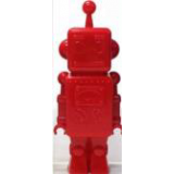 Little Robot Pen - Red