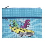 A4 Pencil Case - Jurassic Joy Ride