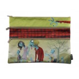 A4 Pencil Case - Walking Dead