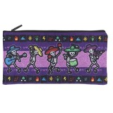 Rectangle Pencil Case - Band of Bones