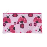 Rectangle Pencil Case - Lady Bug