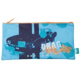 Rectangle Pencil Case - Drag Racer