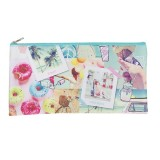 Rectangle Pencil Case - Friends Forever