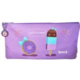 Rectangle Fabric Pencil Case - You're So Sweet