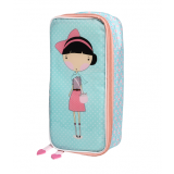 European Pencil Case - Lulu and Pearl - Lulu