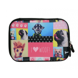 Hard Head Pencil Case - Woof!