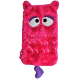 Pull Tail Pencil Case - Owl