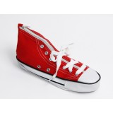 Sneaker Red Pencil Case