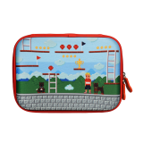 Hard Head Pencil Case - Pixel
