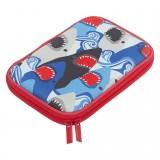Hard Head Pencil Case - Sharks