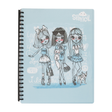 A4 Display Book - Fashion Friends