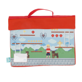 Library Bag - Pixel
