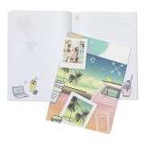 A4 Softcover Notebook - Friends Forever