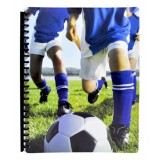 A4 Display Book - Soccer