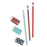 Lead Pencil & Eraser Set 3 Pack - C295