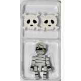 Spencil Mummy Eraser Set